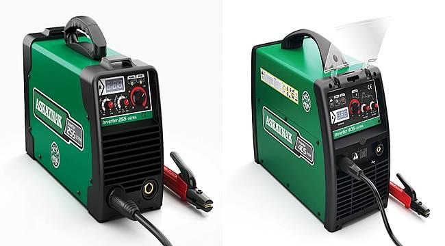 Askaynak'tan Jeneratör Uyumlu Kaynak Makineleri: Inverter 255 Ultra ve Inverter 405 Ultra