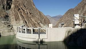 Çoruh Yusufeli Barajı: Eyfel Kulesi'nden 25 metre kısa