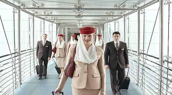 Emirates: Türkiye'deki Kabin Memurlarını Arıyor