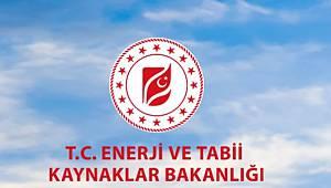 Enerji Bakanlığı 'ARALIK' ayı elektrik verilerini paylaştı!