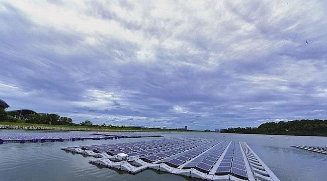 GÜNDER: 2.1 GW'lik yüzer fotovoltaik (PV) projesi yapılacağını açıkladı