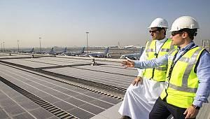 Güneşten 7,4 milyon kilowatsaat elektrik üretecek