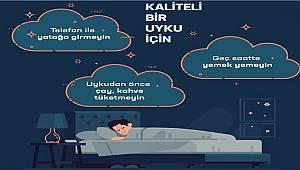 Herkes için önemli: Kaliteli uyku için telefonla yatmayın