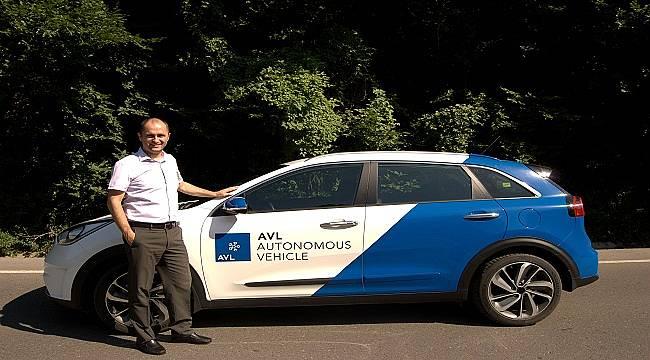 İlk sürücüsüz araç İstanbul'da testlere başlıyor
