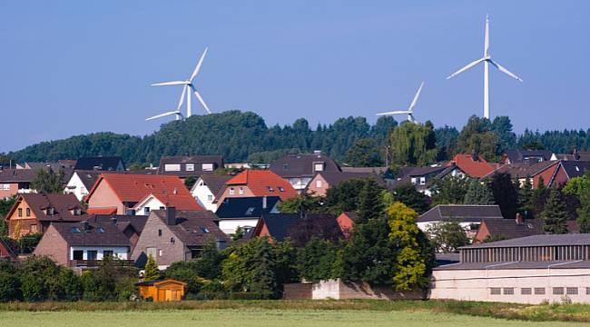 'İnsanların yüzde 92'si rüzgar santrallerinin yakınında yaşamaktan memnun'