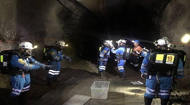 'Maden Kurtarma Yarışması' 12-13 Eylül'de yapılacak!