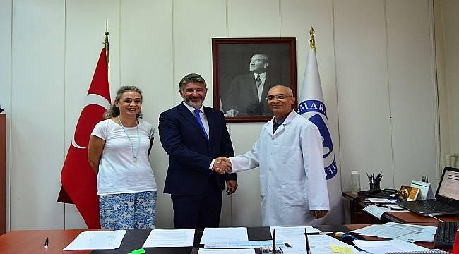 Marmara Üniversitesi Öğrencileri Tezmaksan Akademi'de eğitim görecek!