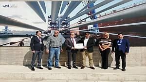 Rüzgar Türbini Kanat Üreticisi İZMİR'DE büyüyor!