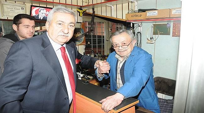 TESK: Esnafa elektrik ve su fiyatlarında esneklik şart