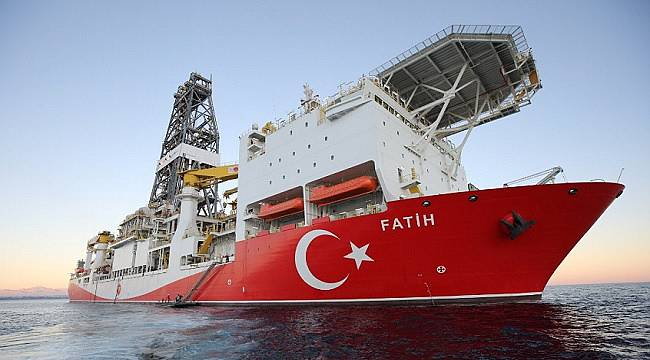 Turkey's 'Oil and Gas' search power in seas!