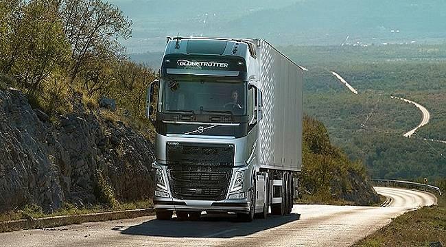 Volvo Trucks 2019'un ilk yarısındason 20 yılın en yüksek pazar payına ulaştı