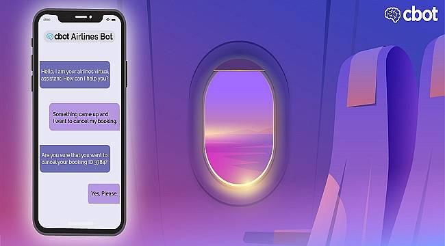 Yapay zeka uçak biletinizi alacak ve check-in de yapacak