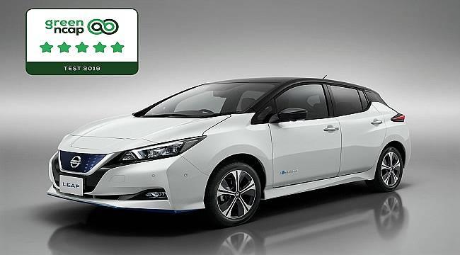 Nissan Elektrikli Oto 'TAM NOT' aldı!