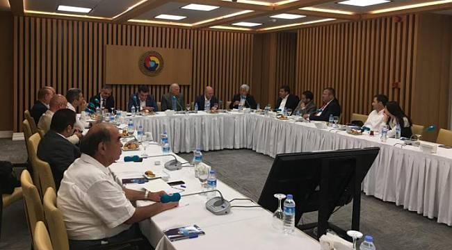 TOBB Türkiye Madencilik Meclisi İstanbul'da toplandı!