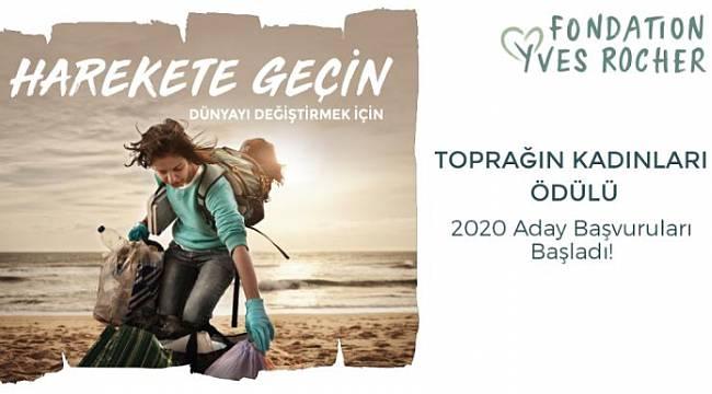 Toprağın Kadınları yarışması 2020 başvuruları başladı: TEMA Vakfı duyurdu