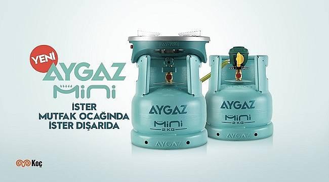 Türkiye'nin İlk ve Tek Tüpü 'Aygaz Mini'