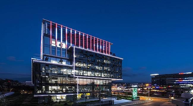 85 konutun kullandığı kadar enerji tasarruf ediyor: Bursagaz'ın Genel Müdürlük binası