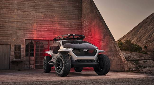 Audi: Elektrikli modellerin en yenisini tanıttı