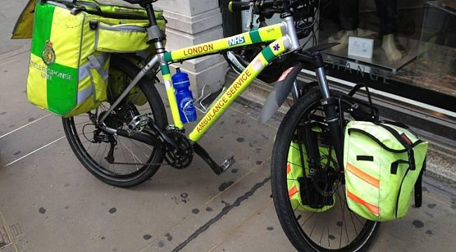 Bisikletli Ekipler kurulmalı: DEPREM VE AFETLER İÇİN