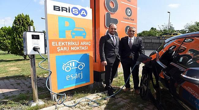 'Elektrikli araçlar için şarj hizmeti sunmaya başladılar'