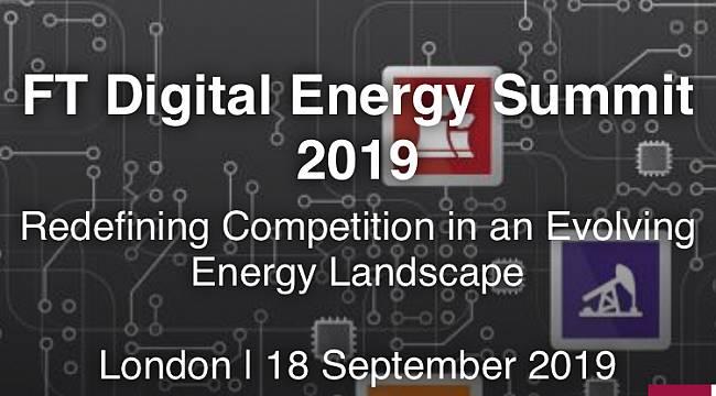 Energy news from Turkey... The 4th Digital Energy Summit