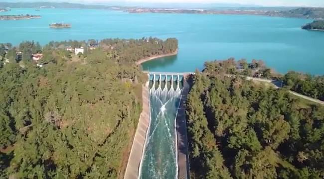 Enerji ve içme suyu barajlarında su seviyesi arttı!
