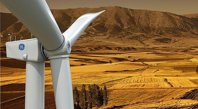 GE Yenilenebilir Enerji: 51 MW'lık Gazi-9 Rüzgâr Enerji Santrali için Cypress Türbinlerini Sağlayacak