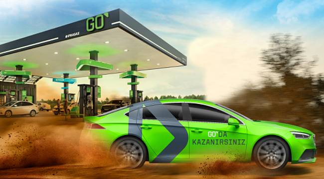 GO Akaryakıt: WRC Türkiye Rallisi'nin sponsoru