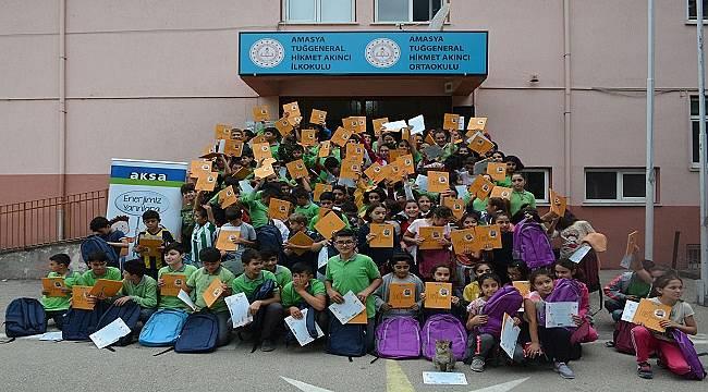 Öğrencilere ENERJİ Eğitimi veriyor: ORDU - GİRESUN - TOKAT - AMASYA