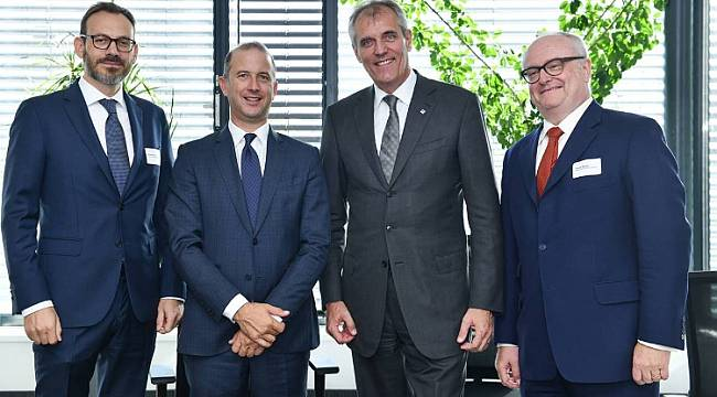 OMV- Snam - TAG: Sürdürülebilir LNG taşımacılığı konusunda mutabakat anlaşması yaptı