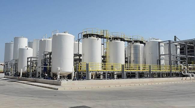 Opet Fuchs'un yeni fabrikası İzmir Aliağa'da açıldı!