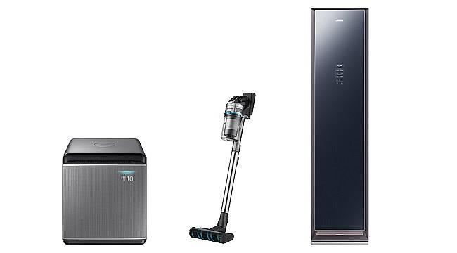 Samsung'dan Elektrikli Ev Aletleri Pazarına Yeni Ürünler