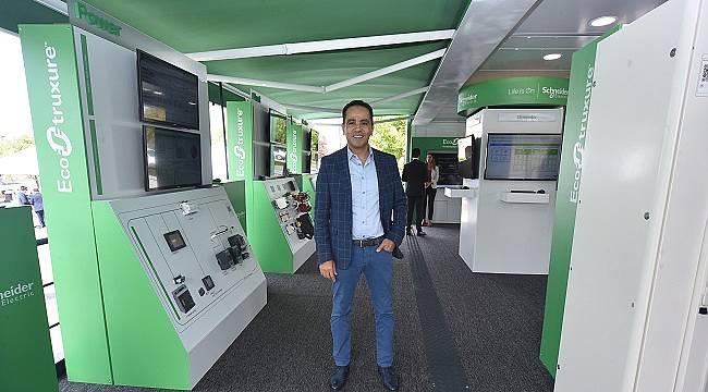 Schneider Electric İnovasyon Tır'ı TEKİRDAĞ'DA: Sanayide Dönüşüm için Tekirdağ'daydı