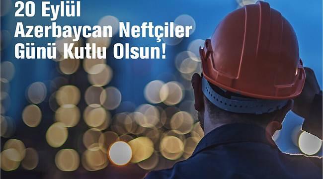 SOCAR Türkiye: Kutlu olsun