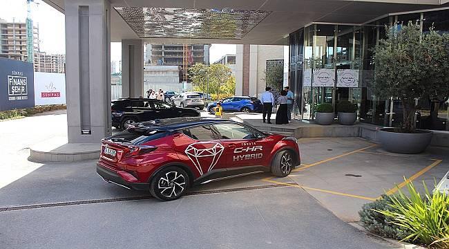 Toyota Hybrid Talks Sinpaş Finans Şehir'de!