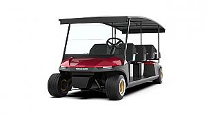 Yüzde 100 elektrikli TRAGGER T-Car ilk kez Teknofest'te!
