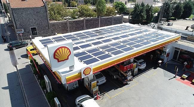 3. güneş enerjili istasyonunu açtı: 53bin60kwh elektrik üretecek