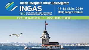 8. Uluslararası Doğal Gaz Kongre & Fuarı: BUGÜN İSTANBUL'DA