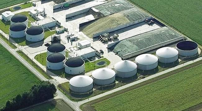 Bergama'da evsel atıkla çalışacak biyokütle enerji santrali!