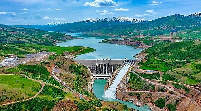 Bu baraj Çin'deki yarışmada Türkiye'yi temsil edecek!