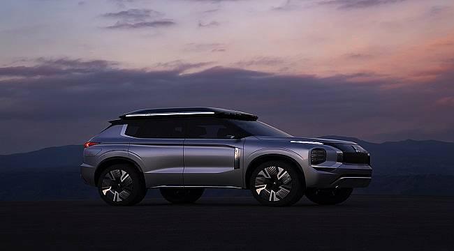 Elektrikli SUV'unu tanıtacak: MITSUBISHI