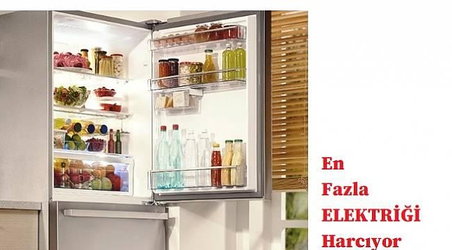 Buzdolabı 4 ve dondurucu -18 dereceye ayarlanmalı