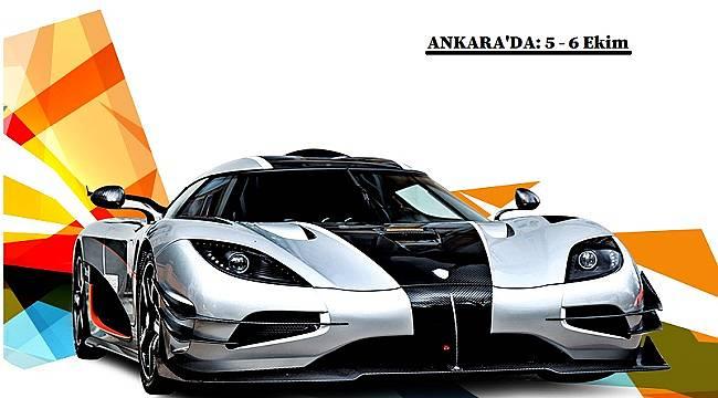 En yeni tasarım - lüks - spor - modifiye otomobiller: ANKARA'DA