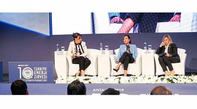 Enerji Sektörü'nde kadın yönetici sayısı artmalı:  OPET YKÜ NURTEN ÖZTÜRK
