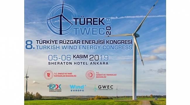 KAYITLAR DEVAM EDİYOR: Rüzgar Enerjisi Ankara'da konuşulacak