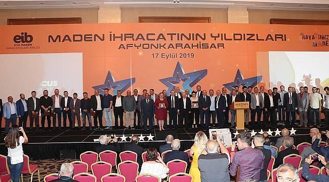 Maden Sektörü Yıldızları ödüllerini Bursa'da alacak!