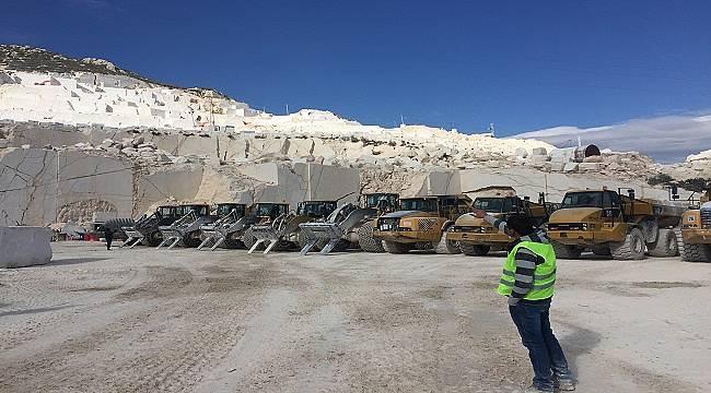 Madende yılsonu ihracat hedefi 5 milyar dolar!