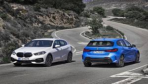 Önden çekişli yeni BMW 1 Türkiye'de!
