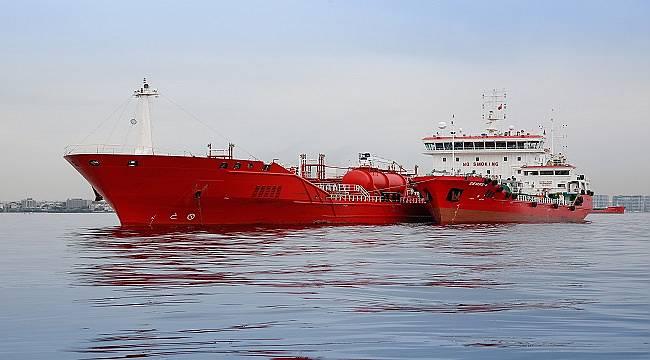 Petrol Ofisi ilk yeni nesil denizcilik yakıt ikmalini yaptı
