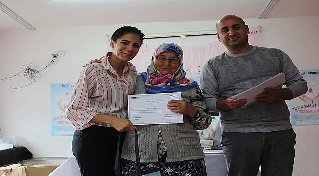 Seminere katılan kadın sayısı 1.200'ü buldu: 26 yenilenebilir enerji santralinin bulunduğu kırsalda